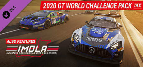 Steam 2020 GT World Challenge Pack
