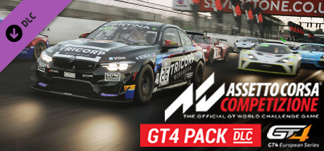 Steam GT4 Pack